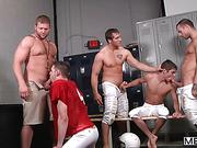 dirty, football, fucking, gay
