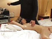 blindfolded, bondage, fucking, pantyhose