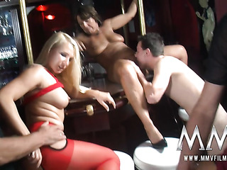 absolutely crazy swingers orgy