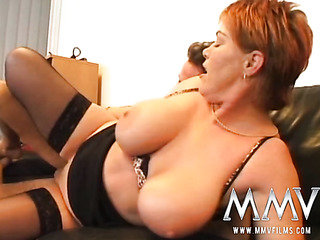 red bbw nylons takes