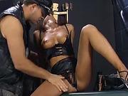 big tits, hardcore, sex, slave