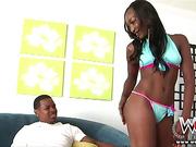big dick, interracial, natural tits, sex