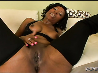 curvy ebony beauty lace