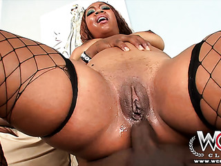 horny black stallions drilling