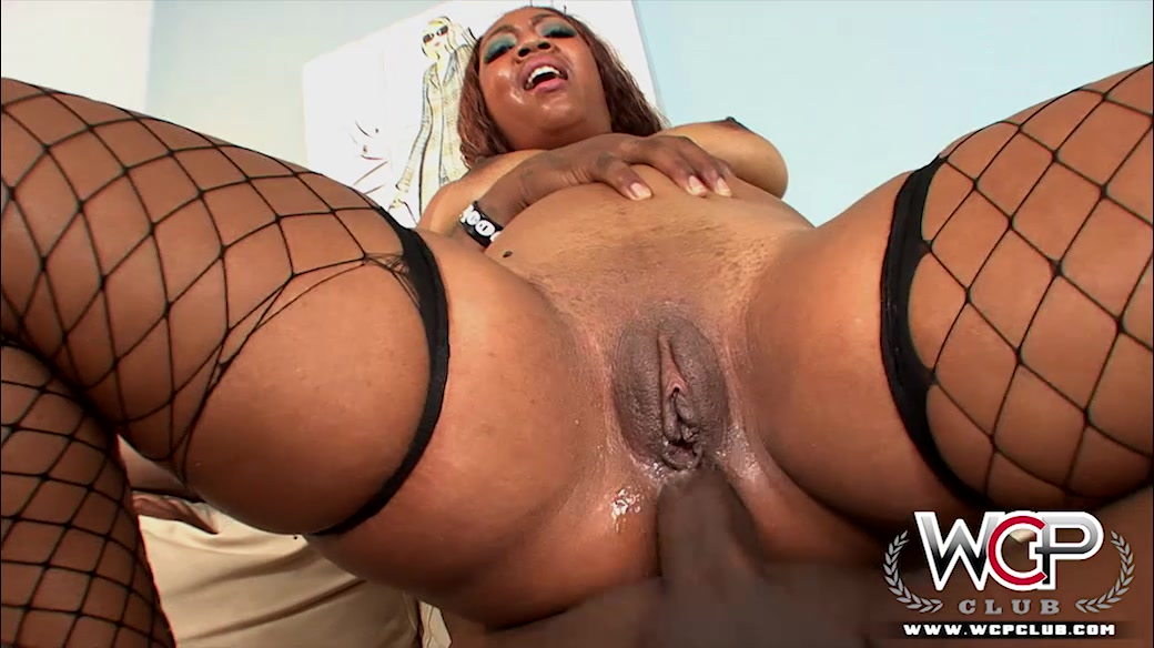Ebony anal sites