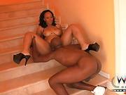 big tits, interracial, natural tits, sex