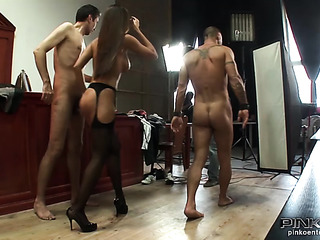 awesome backstage scenes with
