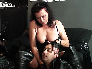 submissive milf used fulfill