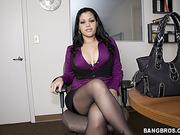 ass, cum, on her knees, porn