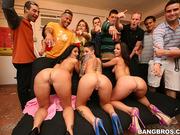 amateur, group sex, university, white