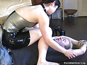 ass, ass licking, tied, tied up