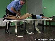 brutal, spanking