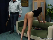 gym, punishment, spanking