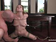 bondage, fucking, pain, sex
