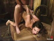 anal, bondage, gagged, orgasm