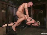 bondage, bound, squirt, squirting