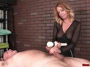 black, handjob, lingerie, massage
