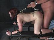 anal, bondage, fisting, pain
