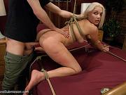bondage, castigo, fantasía, humillación