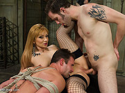 big, femdom, sex, spanked