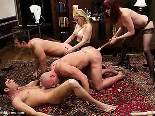 three dudes get humiliated
