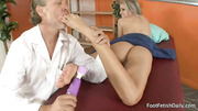 blonde teen gets nasty