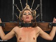 ass, bondage, suspension, vibrator