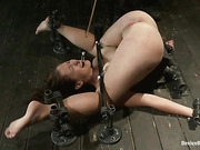 bondage, caning, squirt, submissive