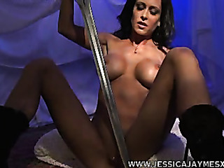 warrior tanned girl chain