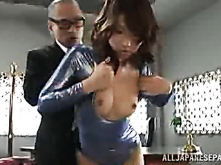 japanese cutie gets naked