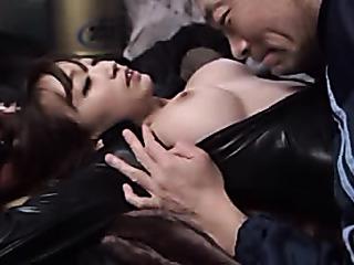 sexy thief tight black
