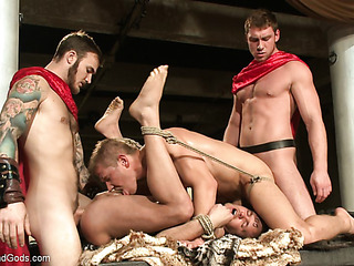group roman warriors torture