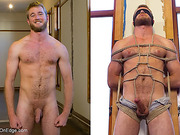 ass, gay, tongue, underwear