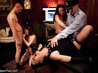crazy bdsm action brave