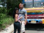 bus, culona, latina
