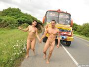 america, bus, latina, latino