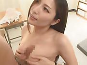 busty, japanese, milf, teacher