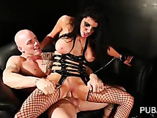fetish loving gal black