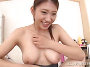 busty, japanese, oral, swimsuit