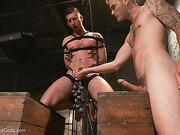 ass, gay, sex slave, slave