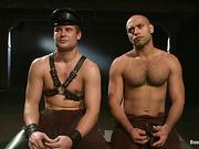 bondage, gay, naked, slave