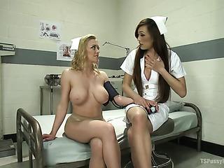 naughty nurses one with