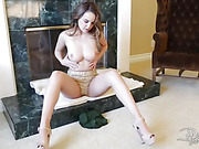 babe, individual model, office, pussy