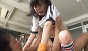 sexy japanese school girl