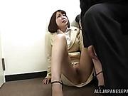 japanese, lady, mature, office