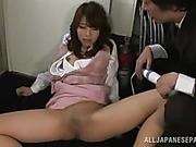 japanese, nylon, office, pantyhose