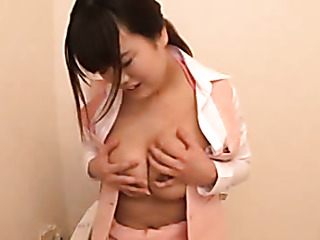 sexy japanese office chick