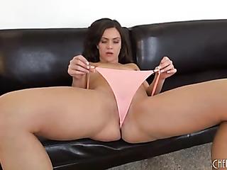 small tittied beauty fucks