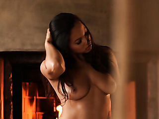 oriental super babe with