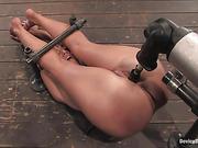 bar, bondage, cute